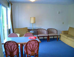 2 Bedroom Motel Suite