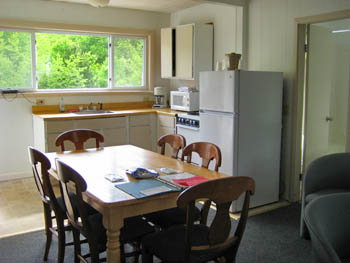 White Mountains Cottage Kitchen