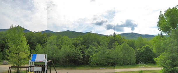 White Mountains Cottage View