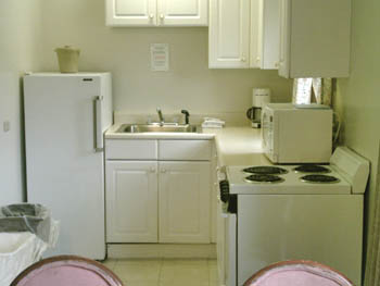 White Mountains Suite Kitchen