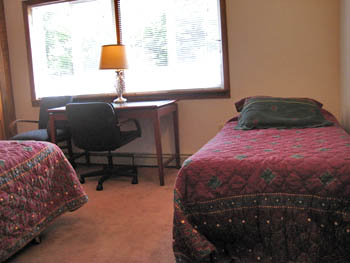 White Mountains Suite Bedroom